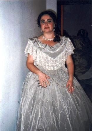 M° Angela De Pace, Presidente del Coro Lirico Marchigiano V. Bellini
