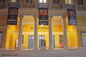 Teatro Alighieri, Ravenna Festival 2018